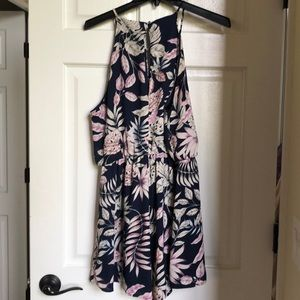 Lush Dresses - Flower Romper - Van Maur - only worn twice